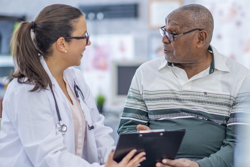 Total Health Care Age-appropriate screenings