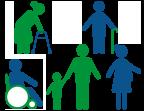 Patients below the poverty line